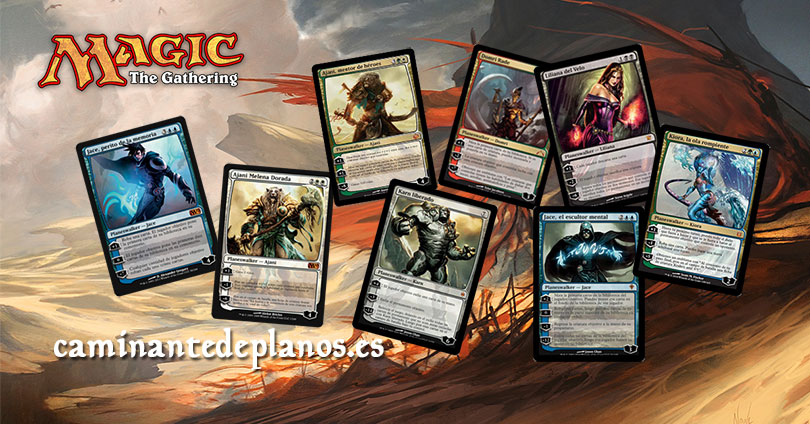 Caminante de Planos - Planeswalker - MTG - Magic The Gathering